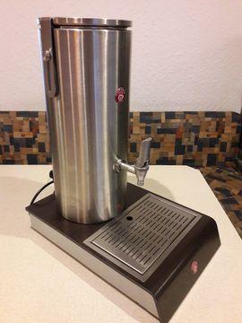 Gastronomie, Ladeneinrichtung - Samovar Heißwassergerät von Teekanne 8