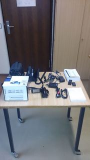 Camcorder SONY Handycam HDR-CX200 gebraucht
