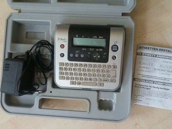 P-Touch Beschriftungsgerät