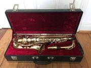 Alt Saxophon Selmer Paris Mark