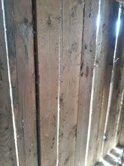 Alte rustikale Holzbretter