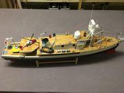 RC-Modellschff Calypso 1 50 Holzbauweise