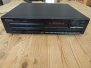 PIONEER Compact Disc DOPPEL-Player PD-T303
