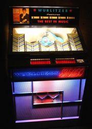 USA Wurlitzer Elvis Jukebox 1961