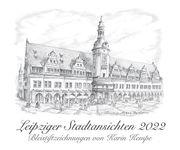 Kunst Kalender Leipzig 2022 Bleistiftzeichnungen