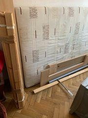 Altes und gebrauchtes Holz sehr