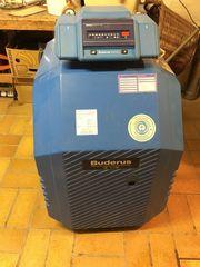 Ölheizkessel 21 kW