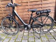 E-Bike Damenfahrrad Cube Travel Hybrid
