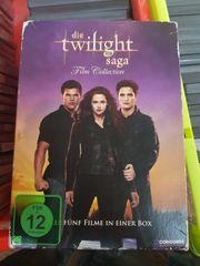 Die Twilight Saga