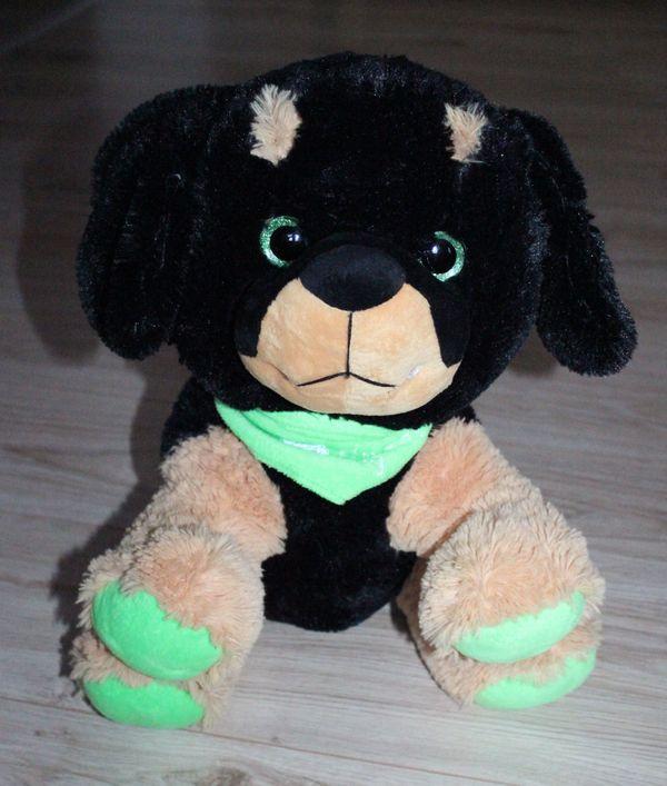 Kuscheltier Schmuse Stofftier - Hund - ca