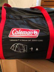 Coleman Lakeside Zelt für 4