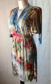 Damen Sommer Kleid M L