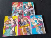 love stage 1-5 manga