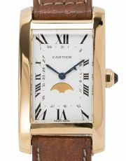 Cartier Tank Americaine 819908 Gelbgold