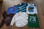 Kleiderpaket Oberteile Jungen 74 80