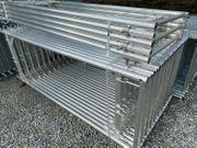 Gerüst 100qm Baugerüst Fassadengerüst 10x10m