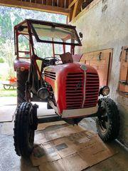 Steyr Diesel Traktor 190 1966