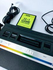 Atari 2600 Konsole mit 34