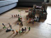 Playmobil Ritterburg 4866 mit viel