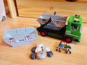 Playmobil Contenerdienst - LKW