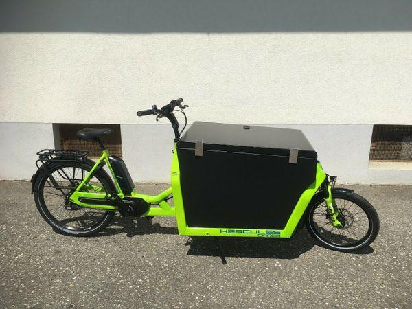 HERCULES CARGO 500 E-Bike Lastenfahrrad