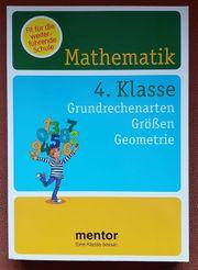 Mathematik 4 Klasse Grundrechenarten Geometrie