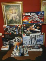 Lego Star Wars Sammlung top
