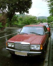 Mercedes Benz Oldtimer