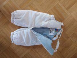 Babykleidung/ -schuhe - Gr 62 Schneehose Schneeoverall