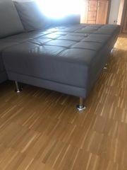 Schlaf Sitzsofa Höffner Kunstleder Farbe