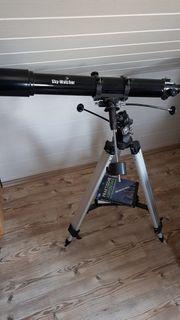 Teleskope Skiwatcher mit Zubehör