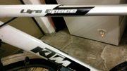 Damenrad KTM Life Espace weiss
