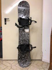 Snowboard Burton Clash mit K2