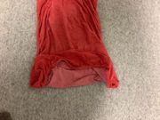 3 Spannbetttücher Frottee rot für