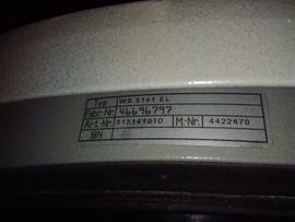 Waschmaschinen - Miele WS5141 EL