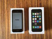 iPhone 5 SE schwarz 32