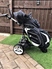 Motocaddy S3 elektrischer Golfwagen