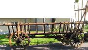 Pferdewagen Leiterwagen Holzwagen Erntewagen Heuwagen