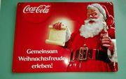 Coca-Cola Blechschild 10 - kostenloser Versand