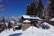Mitarbeiter für Skihütte