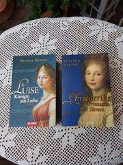 Gefühlvolles historisches Romanset von Bettina
