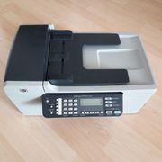 HP Officejet 5610 All-in-One inkl