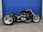 Harley-Davidson Trike V-ROD