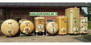 Wassertanks für Spritzen 3 000
