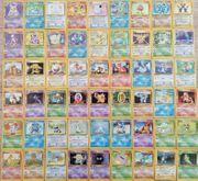 Pokémon Karten Sammlung 1 Edition