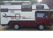 Wohnmobil VW T3 mit Tischer