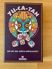 Yucatan Brettspiel Würfelspiel ab 8