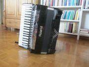 Akkordeon Roland FR-8X technisch einwandfrei
