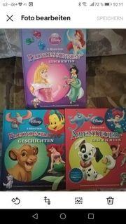 3x Disney 5-Minuten Geschichten