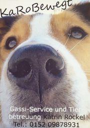 Gassi-Service und Tierbetreuung Tierpension Barnim